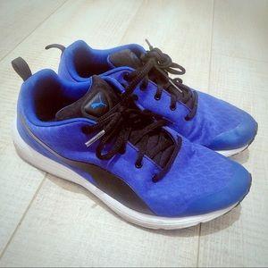 💙 Puma soft foam insole running training sneakers